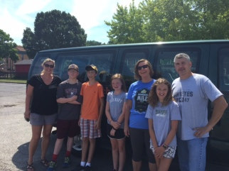 mission trip 2016 full group