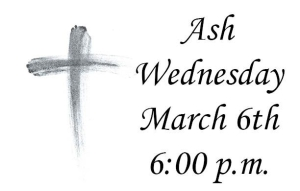 Lent Ash Wednesday2